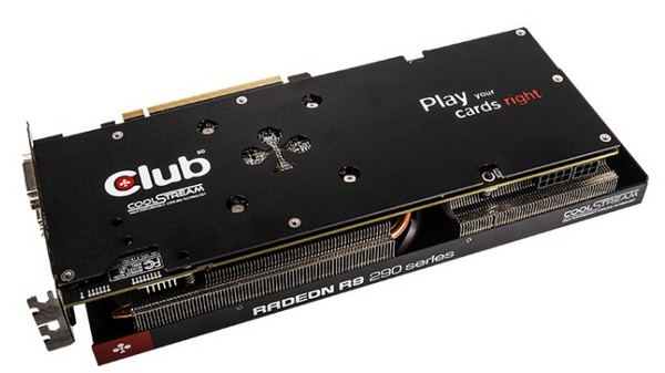 Club 3D Radeon R9 290(X) royalAces