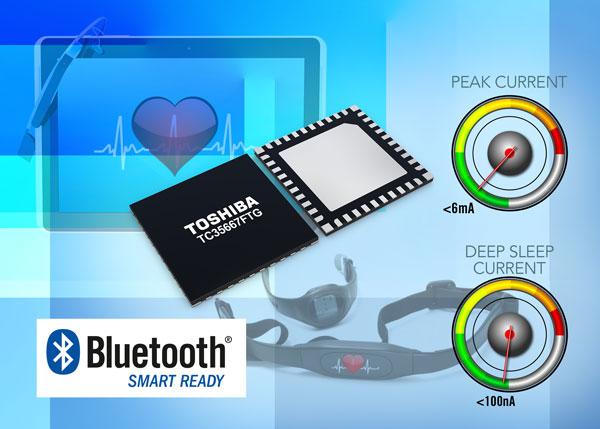 В состав Toshiba TC35667FTG входит процессор ARM