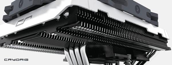 ��������������� ������������ ���������� Cryorig C1 ITX ����� ������������� 140-������������� ������������ XT140