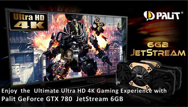Новая 3D-карта Palit JetStream будет разогнана в заводских условиях