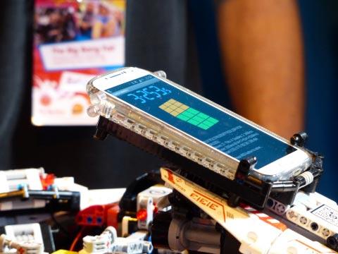 Робот Cubestormer 3