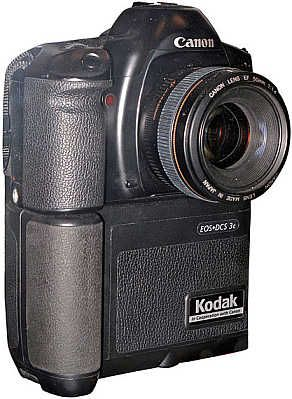 Canon EOS DCS 3