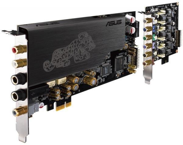 Модель Essence STX II 7.1 выделяется возможность вывода многоканального звука (7.1) в аналоговой форме