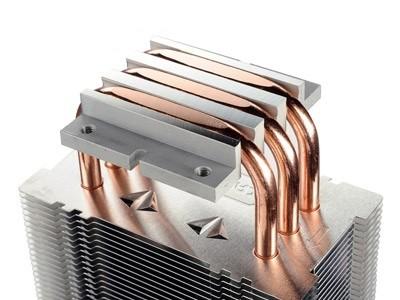 Охладитель Enermax ETS-N30 комплектуется термопастой