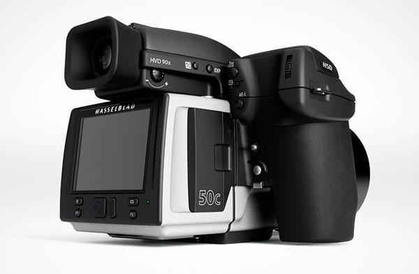 Камера Hasselblad H5D-50c стоит 20 900 евро