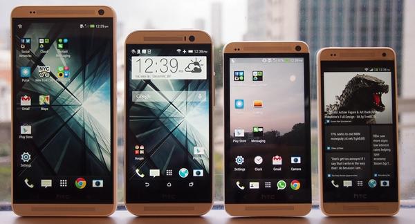 HTC One mini нового поколения