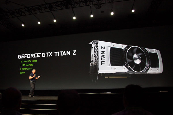 ����� ����������� ������� ������� GeForce GTX Titan Z