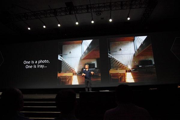 Компания Nvidia представила на GTC программно-аппаратное решение для рендеринга на GPU