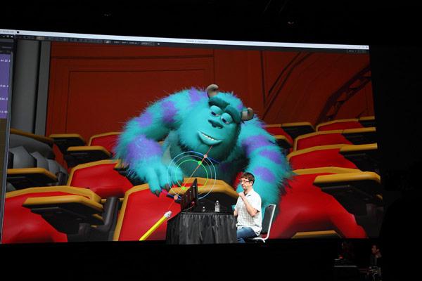 Pixar ����� ����� ���������� � ���������� ������� Nvidia � ����� ������