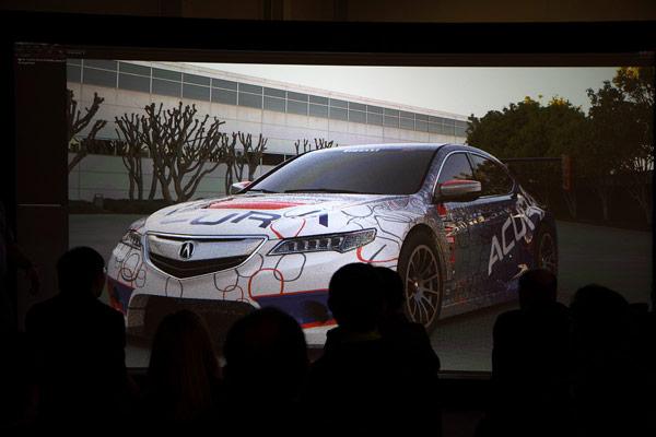 примеры одной и той же модели спортивного автомобиля Honda