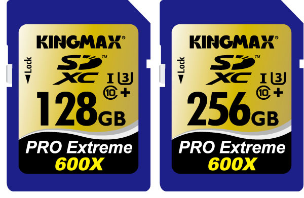 ����� ������ �ingmax SDXC � SDHC PRO Extreme ����������� ���������� ��������� UHS-I Speed Class 3