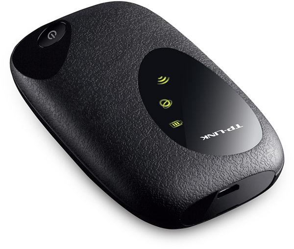 Встроенный модем TP-Link M5250 поддерживает HSPA+, HSPA, UMTS, EDGE, GRPS и GSM