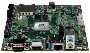 Основой Nvidia Jetson TK1 служит SoC Nvidia Tegra K1