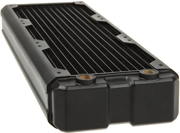 В серию радиаторов Hardware Labs Nemesis GTX вошли модели, способные рассеять мощность до 2500 Вт