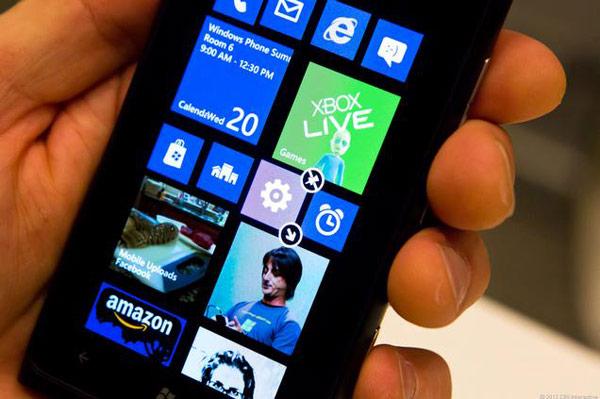 Microsoft очень хочет увеличить рыночную долю ОС Windows Phone