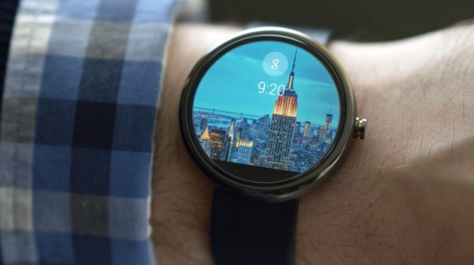 Qualcomm SoC Android Wear