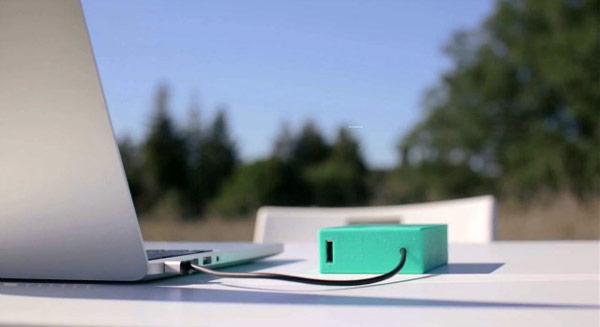 Емкость BatteryBox равна 12 000 мА∙ч