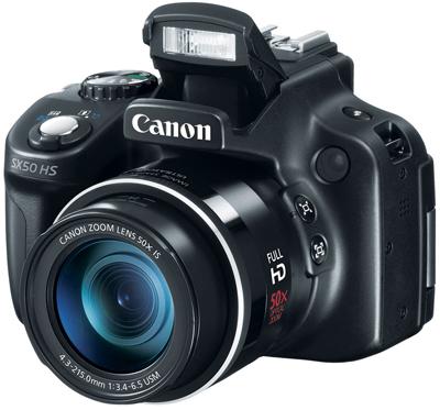 Около 14 000 фотоаппаратов PowerShot SX50 HS признаны потенциально опасными для потребителей
