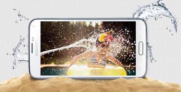 Как утверждается, смартфон Samsung Galaxy S5 Active будет доступен абонентам AT&T и Sprint позже в этом году