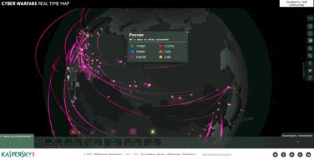 KSN Data on the World Map
