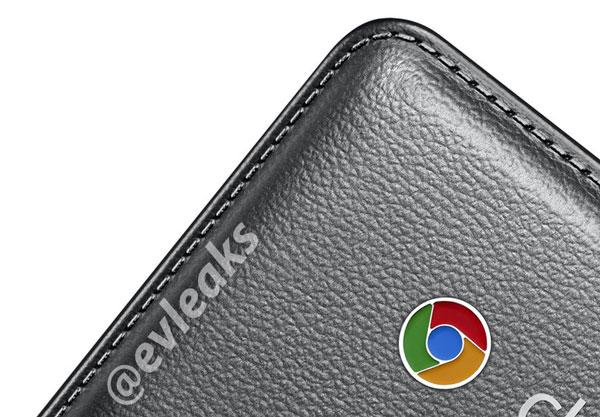 Следующий хромобук Samsung будет «обшит кожей» по примеру Galaxy Note 3