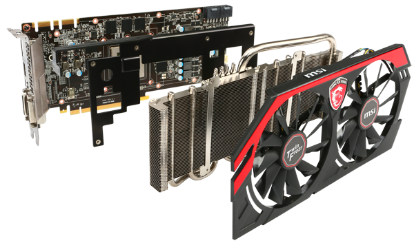 MSI Radeon R9 280 Gaming