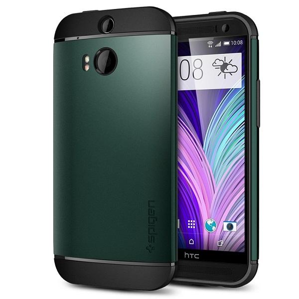 Компания Spigen приготовила защитный чехол для смартфона HTC One нового поколения