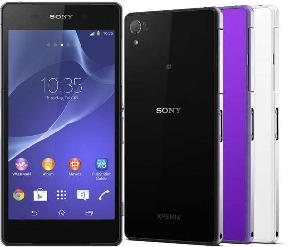 Новой датой начала поставок Sony Xperia Z2 названо начало мая