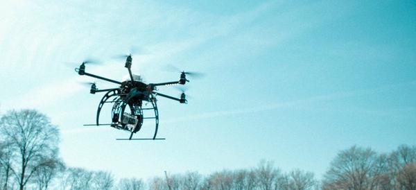 FAA не может запретить использование дронов