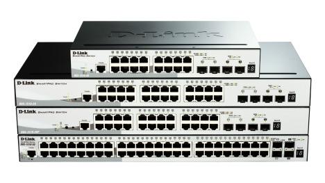 ����������� ����� D-Link SmartPro DGS-1510 ������������� ��� ������ � �������� �������