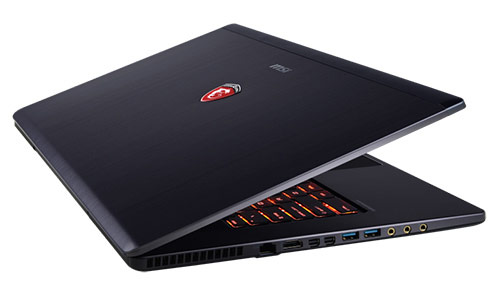 Ноутбук MSI GS70 Stealth Pro оснащен дисплеем размером 17,3 дюйма по диагонали