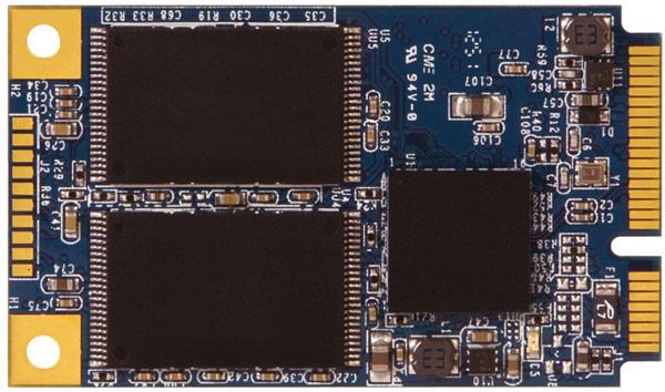 Твердотельные накопители Team Group mSATA MP1 выпускаются объемом 64, 128 и 256 ГБ
