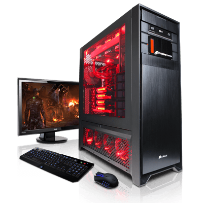 Рабочие станции Cyberpower Power Mega Pro ориентированы на специалистов в области видеомонтажа и на любителей видеоигр