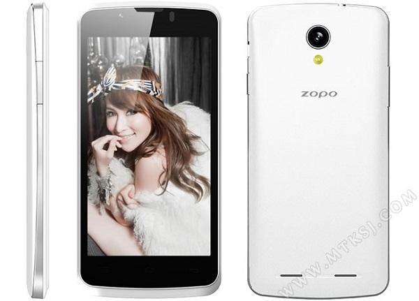 Бюджетный смартфон Zopo ZP6470 оценен в 97 долларов
