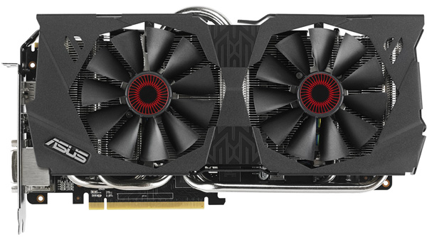 Asus Radeon R9 280 Strix OC Edition