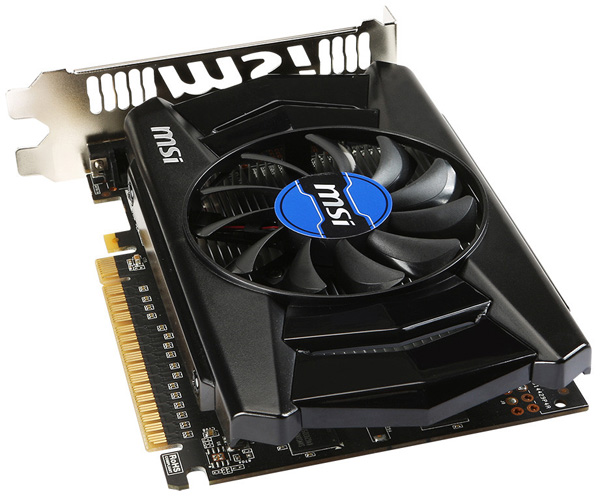 MSI GeForce GTX 750 OCV1