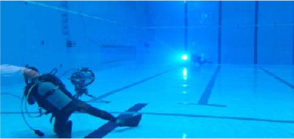 Радиоволны, широко используемые для беспроводной связи, малопригодны для связи под водой