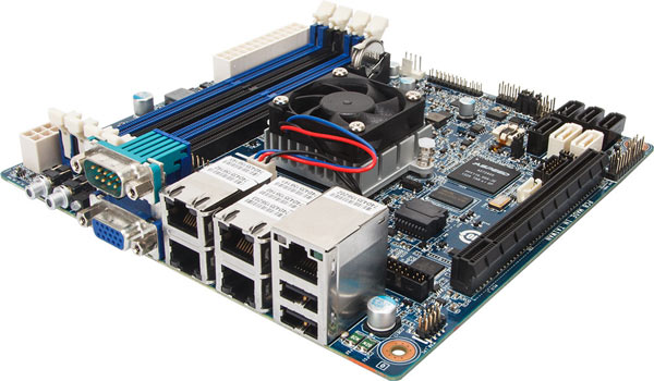 Представлена системная плата Gigabyte GA-9SISL типоразмера mini-ITX