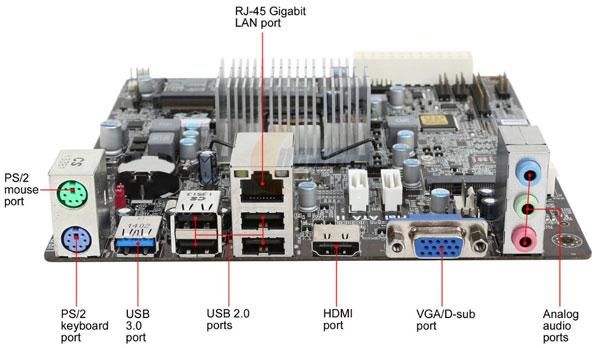 ECS BAT-I(1.0)/J2900