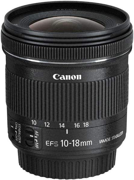 �������� Canon EF-S 10-18mm f/4.5-5.6 IS STM �������� � ������� � ���� �� ���� $300