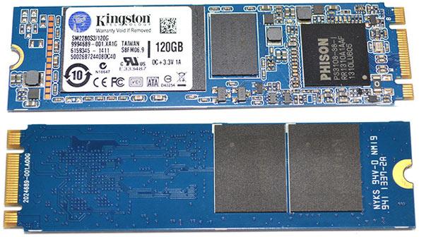 �� ����� Kingston SM2280S3 ����������� ������ DDR3, ������������ ��� �����������