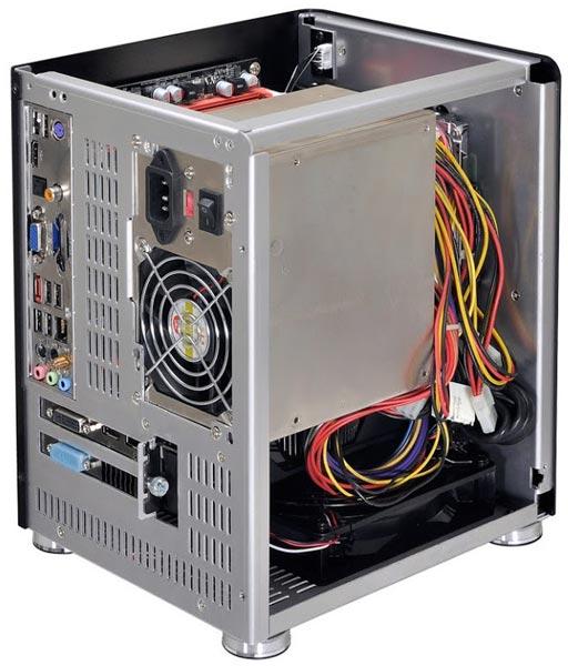 Корпус Lian Li PC-Q01 должен появиться в продаже в середине месяца по цене 49 евро