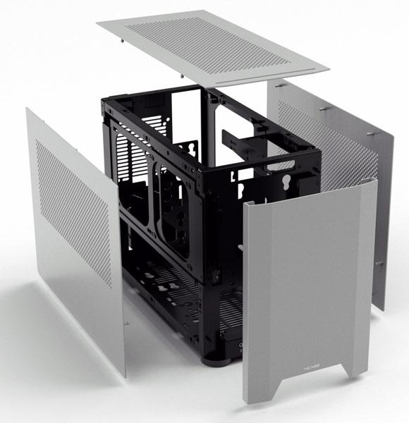 Цена корпуса для ПК Ncase M1 2.0 - $185