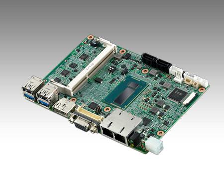 Альтернативный вариант конфигурации Advantech MIO-5271 и ARK-1550 включает процессор Intel Celeron 2980U