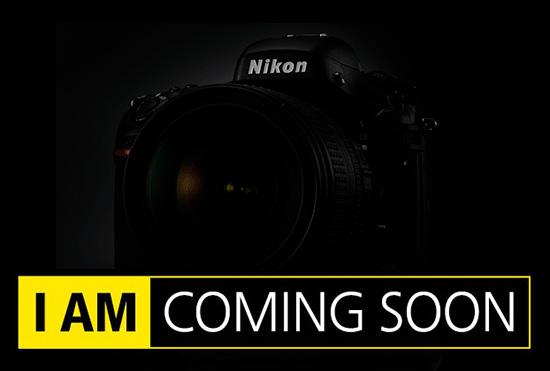 В конце июня ожидается выпуск новой полнокадровой зеркальной камеры Nikon
