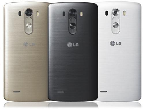 ������� ��������� LG G3 �������� ��������������� ������� Qualcomm Snapdragon 801