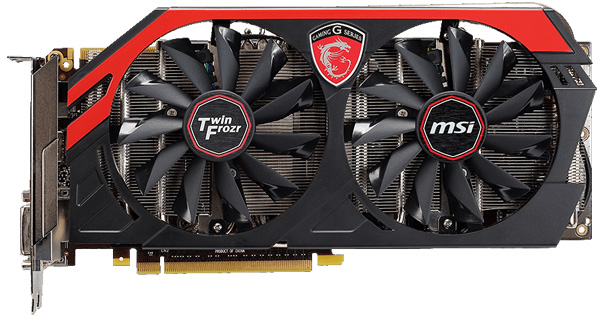 MSI GeForce GTX 780 Gaming 6G