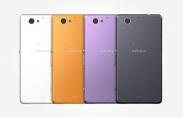 Sony Xperia A2 (SO-O4F)