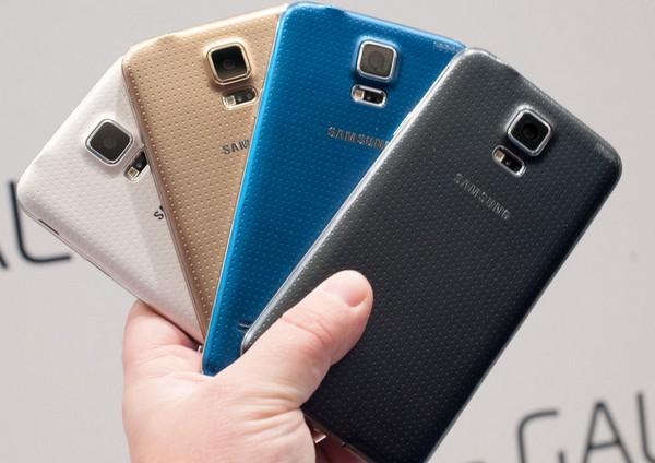 Galaxy S5 продан тиражом 10 млн