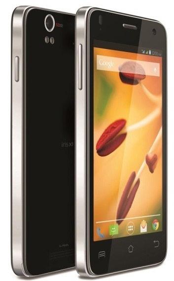 В конфигурацию Lava Iris X1 входит 1 ГБ оперативной памяти и 4 ГБ флэш-памяти